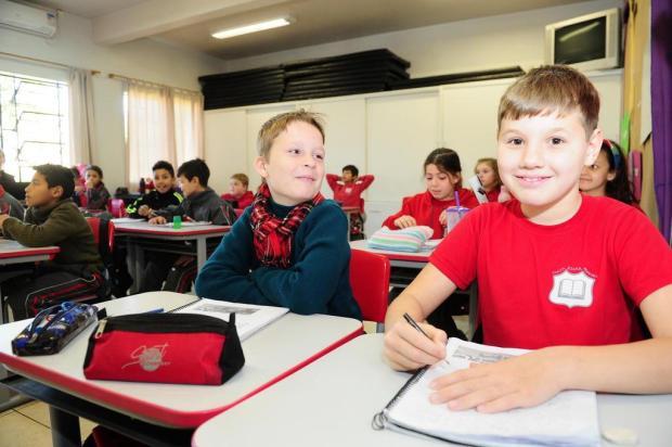 Picada Café ensina como ser exemplo em educação Diogo Sallaberry/Agencia RBS