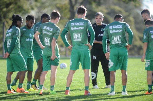 Winck muda formação do Juventude e time espera mudança de atitude Porthus Junior/Agencia RBS