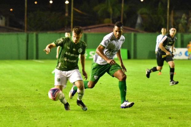 Juventude perde para o Avenida pela Copa Wianey Carlet Gabriel Tadiotto/Juventude,Divulgação