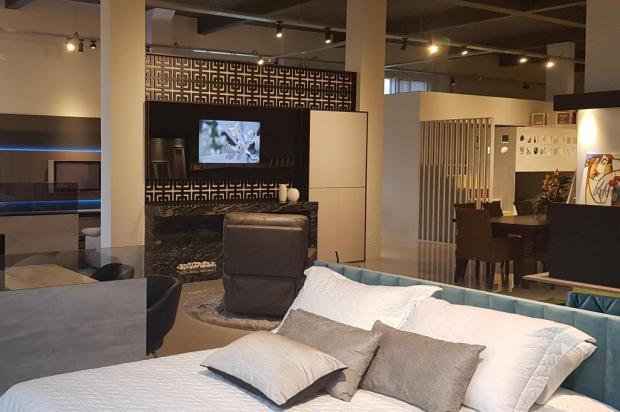 Loja de móveis de Caxias completa 20 anos em expansão Gustavo Argenta Dal Prá/divulgação