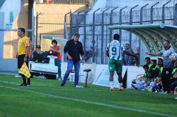Juventude reavaliará o grupo de atletas após a derrota para o São Bento Porthus Junior/Agencia RBS