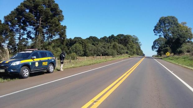Cerca de mil motoristas são fiscalizados nas rodovias federais da Serra no feriadão Divulgação / PRF/PRF