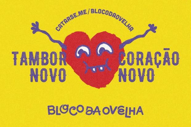 3por4: Bloco da Ovelha lança nesta sexta financiamento coletivo para reforma dos instrumentos do bloco Vicente Lopes Pires/divulgação