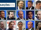 Confira quem são os treze candidatos à Presidência da República Arte ZH/Agencia RBS