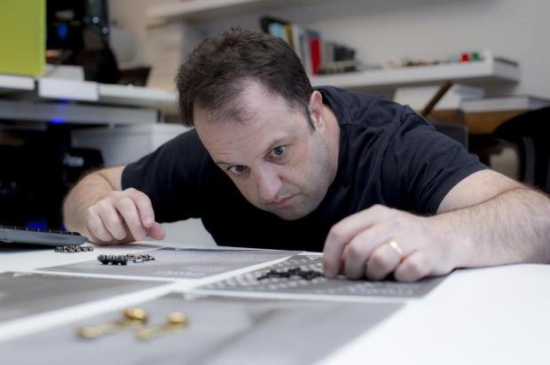 """3por4: coleção """"Cotidiano Urbano"""", de Roque Frizzo será lançada durante o """"1 + Um Design"""", em Caxias Eduardo Mangoni/divulgação"""