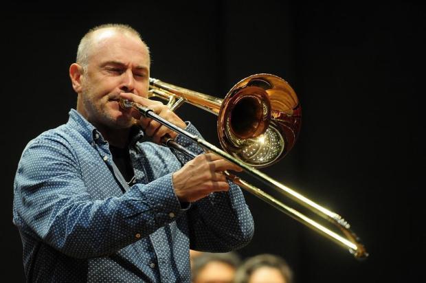 Francês Jacques Mauger é o convidado desta quinta-feira no projeto Quinta Sinfônica, em Caxias Marcelo Casagrande/Agencia RBS