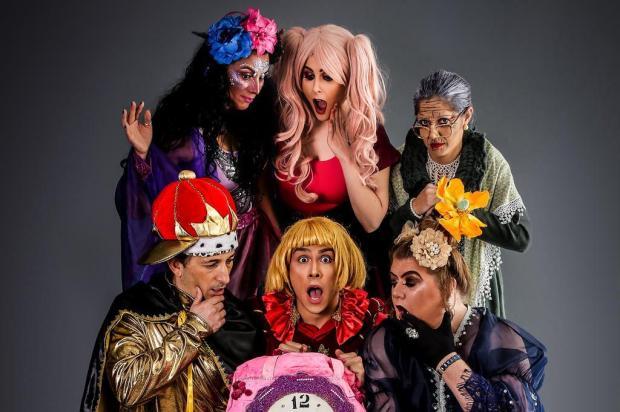 """Agenda: peça infantil """"Era outra vez"""" será encenada neste sábado na Tem Gente Teatrando Monique Venzon/Shoot Photo"""
