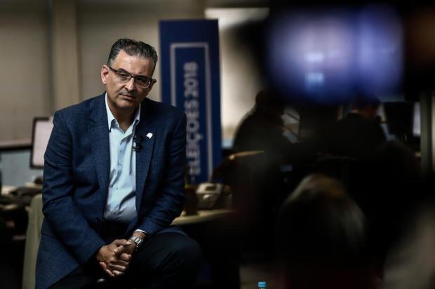 O que pensa Jairo Jorge sobre a saúde na Serra Carlos Macedo/Agencia RBS