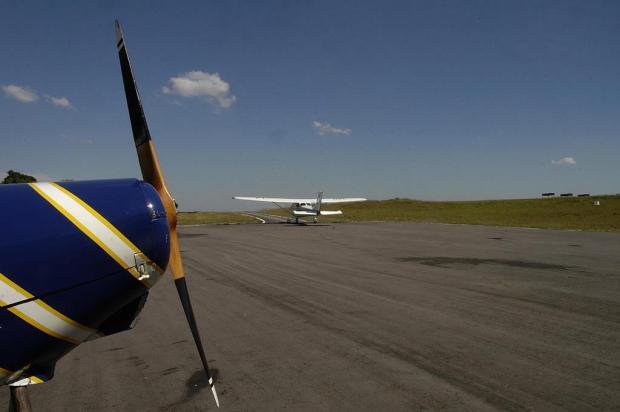 Governo do Estado quer que Aeroclube de Caxias pague aluguel para continuar usando espaço junto ao aeroporto Jefferson Botega/Agencia RBS