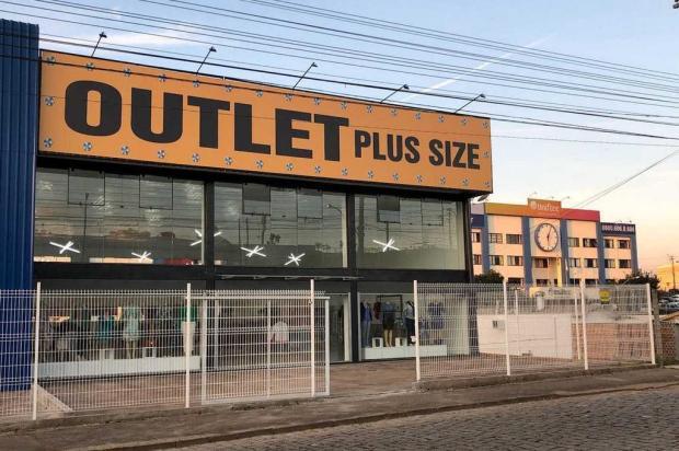 Caxias do Sul ganha outlet para o público plus size dalva michelon/divulgação