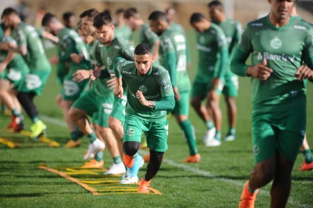 Intervalo: O equilíbrio técnico das equipes faz com que o Juventude tenha condições de se recuperar Porthus Junior/Agencia RBS