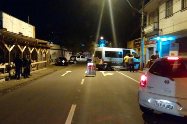 Um em cada quatro motoristas parados em blitz são flagrados dirigindo bêbados em Caxias Fiscalização de Trânsito/Divulgação