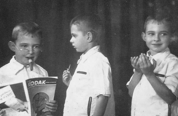 Memória: Reno Mancuso, selfies e truques nos anos 1950 Reno Mancuso / Acervo pessoal de Renan Carlos Mancuso, divulgação/Acervo pessoal de Renan Carlos Mancuso, divulgação