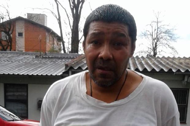 Sem crimes violentos, ladrão confesso já foi detido 105 vezes Brigada Militar / Divulgação/Divulgação