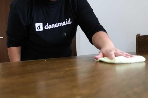 """""""Uber"""" das diaristas chega em Caxias Donamaid/reprodução"""