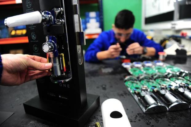 Empresa de Farroupilha criou produto com ajuda de polo tecnológico de fora da Serra Porthus Junior/Agencia RBS