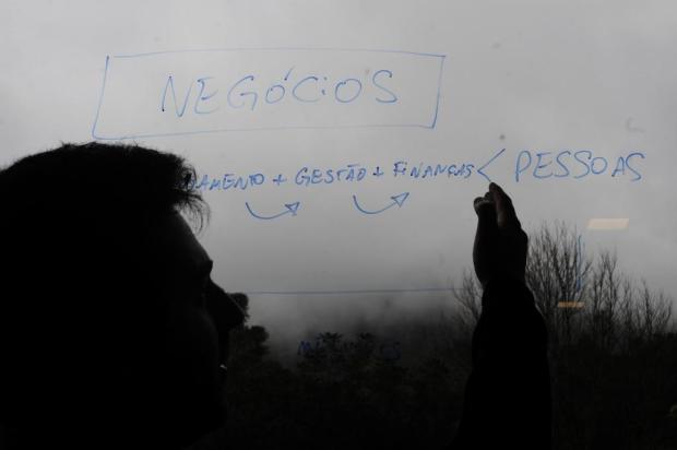 Para fazer a economia girar na Serra, governo do Estado precisa ser parceiro da inovação Marcelo Casagrande/Agencia RBS