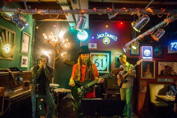 Agenda: Mississippi Delta Blues Bar recebe banda Barba & Blues, neste sábado Felipe Nyland/Agência RBS
