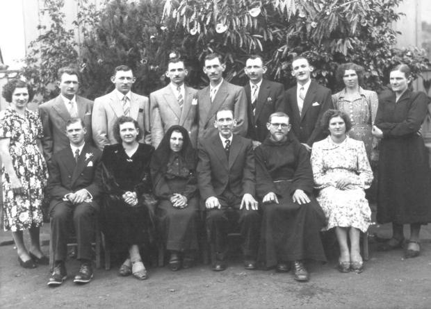 Memória: Família Motter celebra as origens em Caravaggio da Terceira Légua acervo de família / divulgação/divulgação