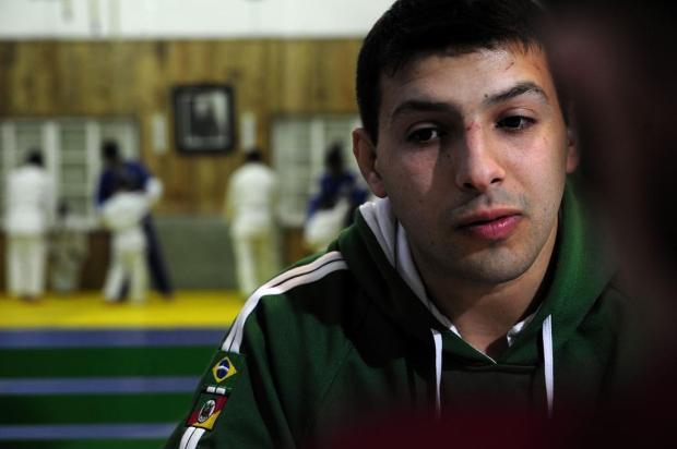 Amadores Esporte Clube: Conheça a história do judoca Osvaldo Molina da Fontoura Marcelo Casagrande/Agencia RBS