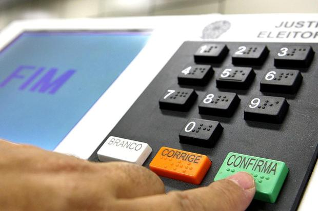 Eleitores só podem ser presos em casos especiais a partir desta terça-feira Nelson Jr/Asics/TSE