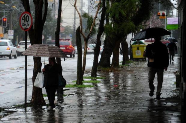 Feriado Farroupilha terá chuva na maioria do Rio Grande do Sul Diogo Sallaberry/Agencia RBS