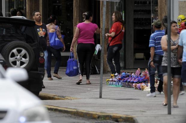 Crise e desemprego levam profissionais à informalidade Marcelo Casagrande/Agencia RBS