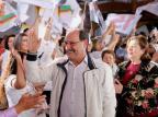 Sartori faz campanha na região nesta quinta-feira Luiz Chaves/Divulgação
