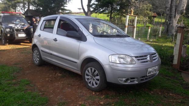 Idosa morre atropelada em Monte Alegre dos Campos, na Serra Polícia Civil / Divulgação/Divulgação