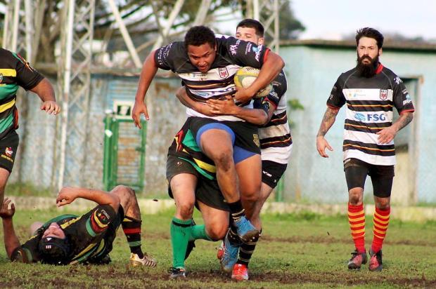 Serra Gaúcha Rugby busca vaga na final da Taça Tupi e Farrapos tem clássico pelo Super 16 Serra Gaúcha Rugby/Divulgação