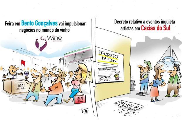 Iotti: incentivo aos negócios na Serra Iotti/