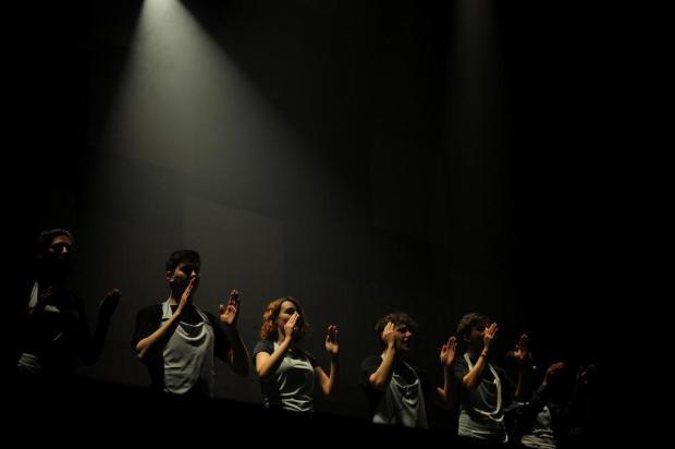 """Musical """"Os Miseráveis"""" será encenado nesta terça no 2° Campus 8 em Cena Lucas Amorelli/Agencia RBS"""