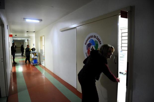 Com ajuda da comunidade de Farroupilha, Hospital São Carlos reduz dívidas pela metade Lucas Amorelli/Agencia RBS