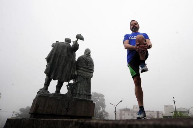 O esporte se uniu a diversão e mudou a vida de João Bueno Marcelo Casagrande/Agencia RBS