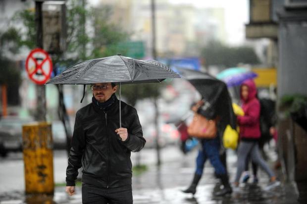 Chuva permanece no Estado nesta quinta-feira Lucas Amorelli/Agencia RBS