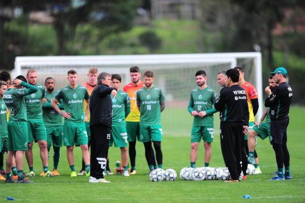 Intervalo: No processo de recuperação, o Juventude tem um jogo-chave contra o Londrina Porthus Junior/Agencia RBS