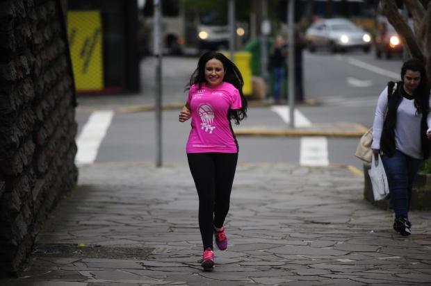 Rompendo barreiras com a força do sorriso Marcelo Casagrande/Agencia RBS