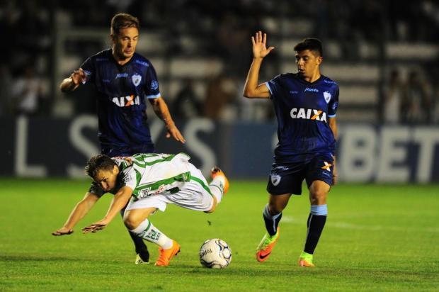 Intervalo: Apesar da entrega do grupo de jogadores, Juventude não conseguiu acabar com jejum Porthus Junior/Agencia RBS