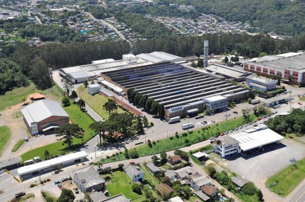 À espera da venda dos bens, unidade de motores da Voges, em Caxias, segue operando julio soares/divulgação