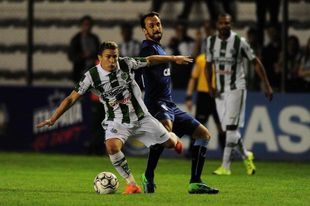 Juventude reclama de gol mal anulado e destaca entrega total na luta contra o rebaixamento Porthus Junior/Agencia RBS