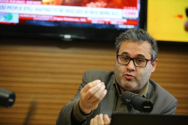 O que pensa Roberto Robaina sobre o desenvolvimento na Serra Lauro Alves/Agencia RBS