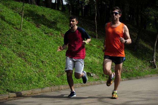 Ismael da Cruz é um exemplo sobre superação de vida com a corrida Marcelo Casagrande/Agencia RBS