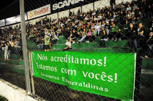 Juventude termina 29ª rodada fora da zona do rebaixamento da Série B Porthus Junior/Agencia RBS