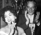 Memória: Angela Maria em dose dupla em Caxias em 1957 Studio Geremia / Coleção de Hildo Boff, divulgação/Coleção de Hildo Boff, divulgação