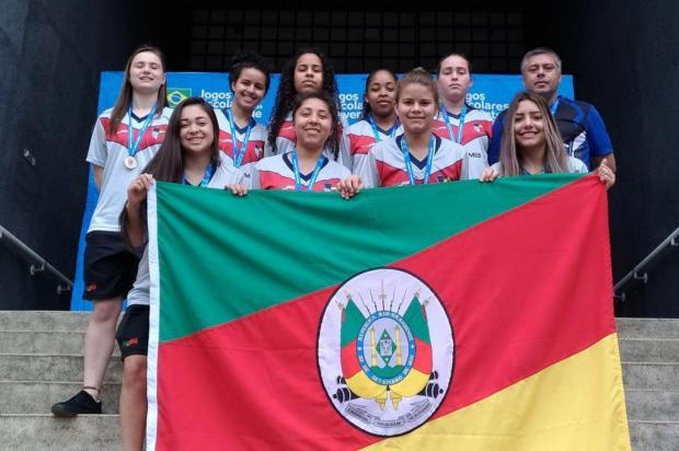 Equipes caxienses avançam para a etapa nacional dos Jogos Escolares da Juventude Divulgação/Divulgação