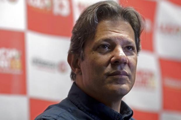 Conheça as propostas de Fernando Haddad, candidato do PT a presidente Mauro Pimentel/AFP PHOTO