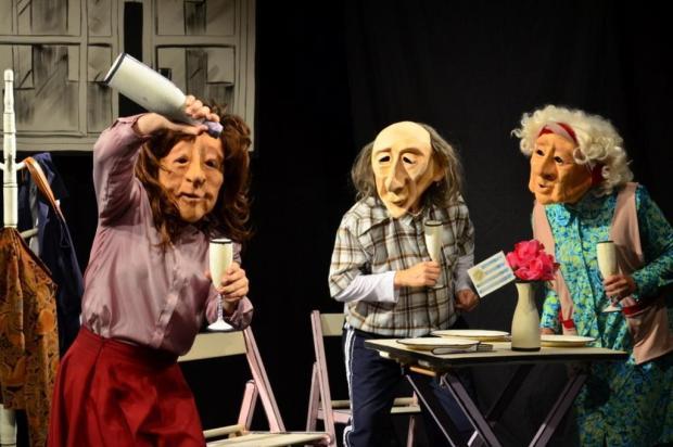 """Agenda: espetáculo """"Passagem Para Dois"""" será encenado nesta sexta, no Centro de Cultura Ordovás Neli Alvanoz/divulgação"""