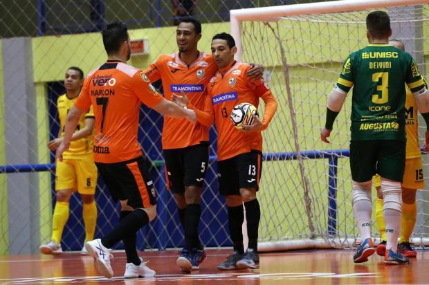 ACBF empata e garante classificação em primeiro na Liga Gaúcha Ulisses Castro/ACBF,Divulgação