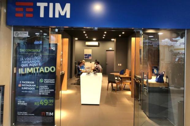 TIM inaugura loja em novo formato em Caxias Rodrigo Prescendo/divulgação