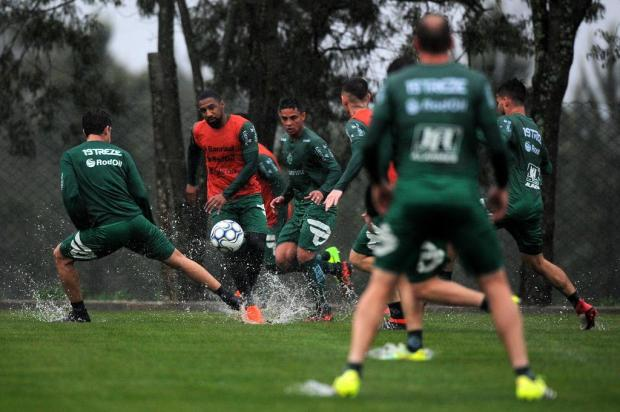 Com o poder da defesa, Juventude se prepara para encarar o Coritiba Felipe Nyland/Agencia RBS